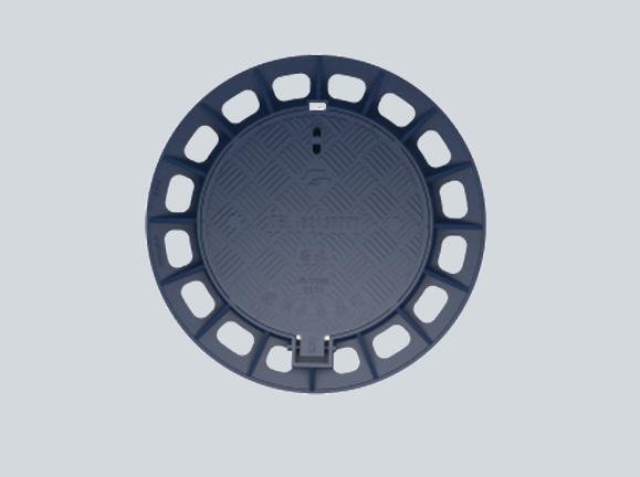 圆形六防窨井盖